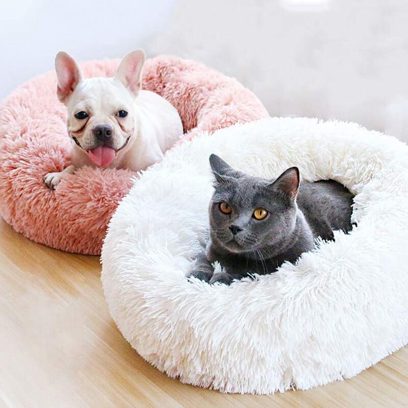 Coussin apaisant pour chien et chat
