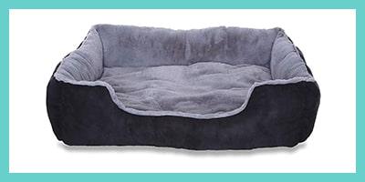 lit coussin pour chiens de grandes tailles