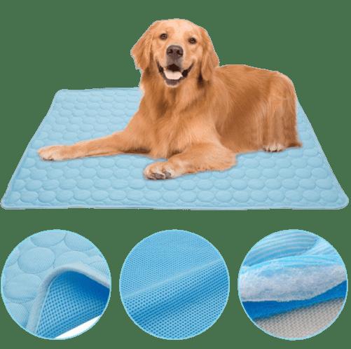 tapis de refroidissement pour chien-tapis rafraîchissant pour chien