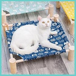 lit hamac pour chat
