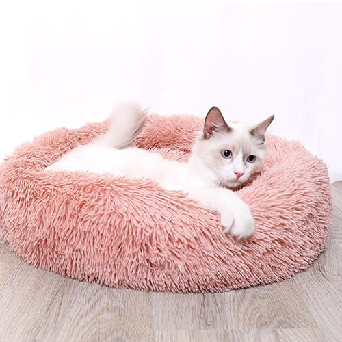 coussin apaisant chat - lit apaisant chat