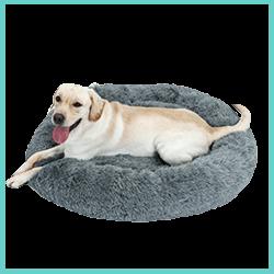 coussin apaisant chien de grande taille - lit apaisant chien de grande taille