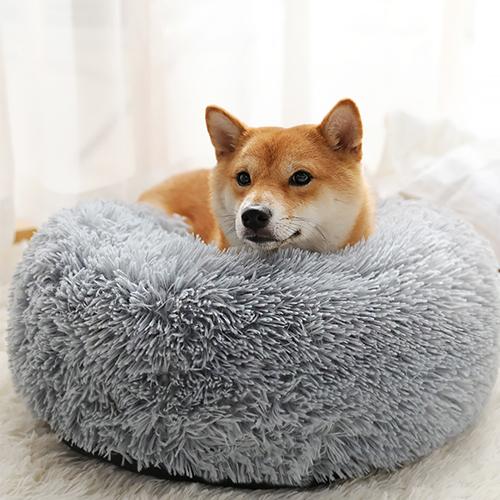 coussin apaisant chien - lit apaisant chien