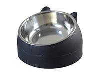 prix gamelle orthopédique pour chat avec bol en acier inoxydable