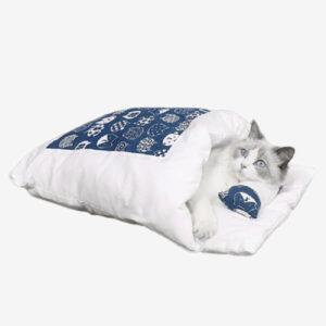Sac de couchage pour chat